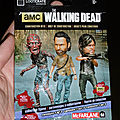 Mini figurine à collectionner [the walking dead]