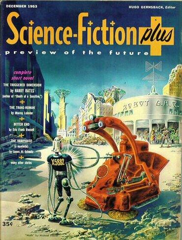 Rétro science-fiction