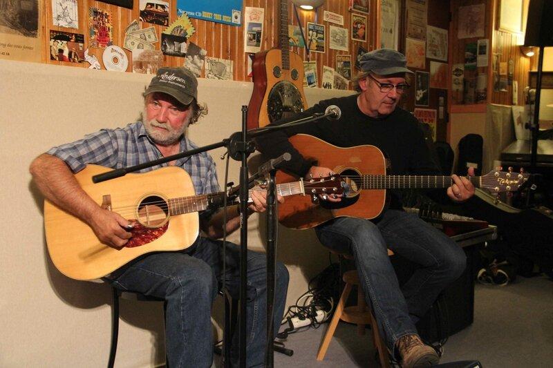 Wayne Henderson et JeanLuc Brosse
