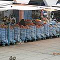 Les pommes de terre Bolivienne