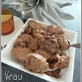 Veau au curry