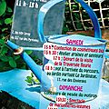 Fte des jardin les 24 et 25 septembre