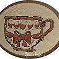 tasse ancienne brod