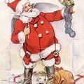 Père Noël. 36. Print Artist.