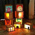 Nouvelles lampes!...