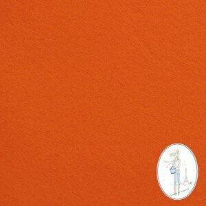 coupon-feutrine-orange-marmelade-20-x-30-cm