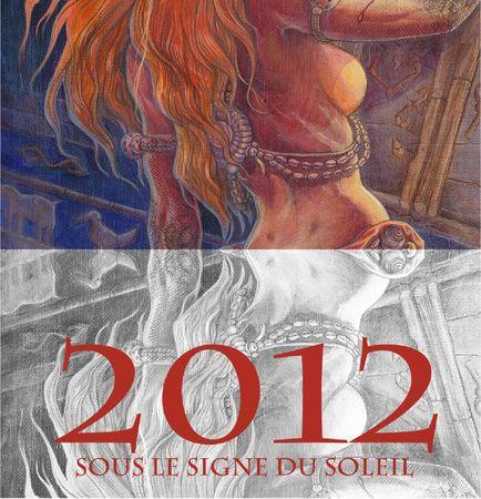 Carte voeux 2012