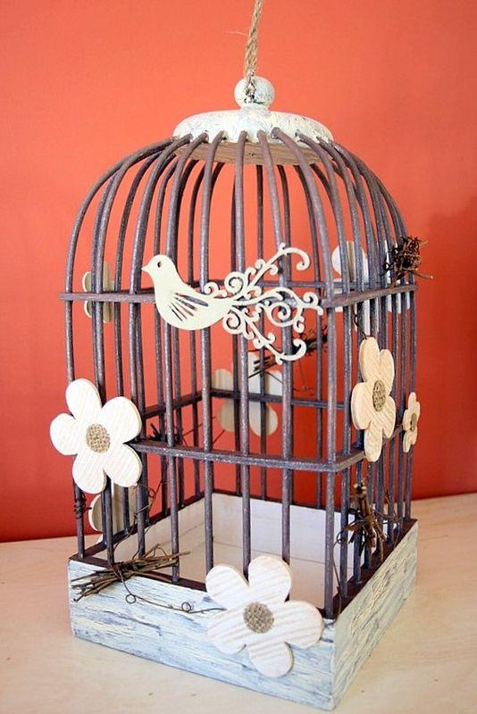 cage à oiseau - 28 avril 2009
