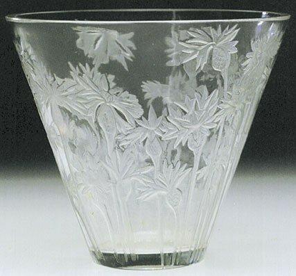 Vase - Bleuets