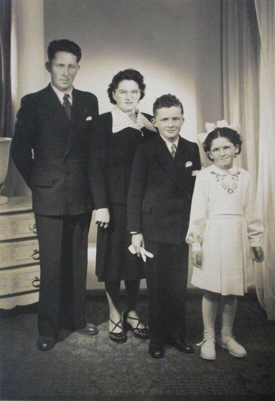 1950 Jean et Marie-Claire DOUGUEDROIT