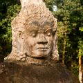 Un jour, une photo - siem reap, angkor thom - guerrier