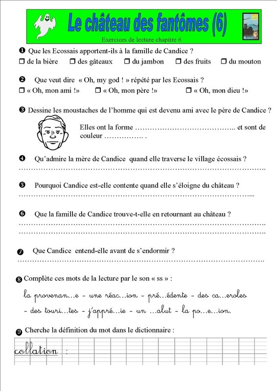 exercices chapitre 6