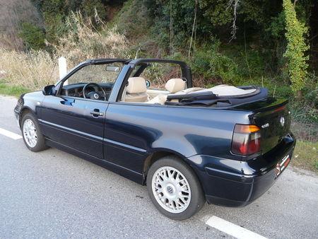 golf iv cabriolet 2 0 carat riviera prestige auto moto. Black Bedroom Furniture Sets. Home Design Ideas
