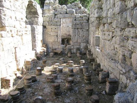 thermes Phaselis