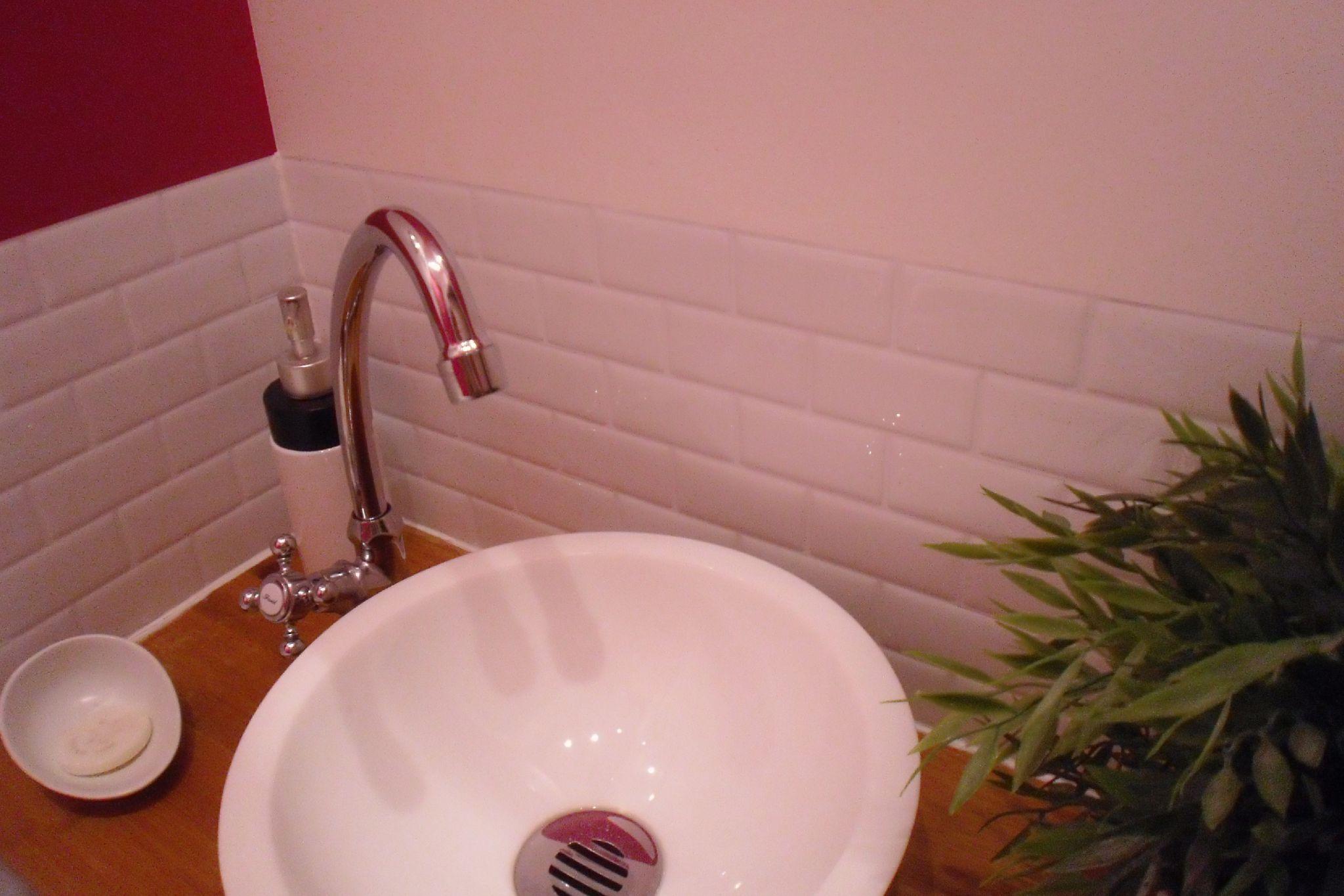 Carrelage Salle De Bain Auto Adhesif ~ j ai test les vrais faux carrelages adh sifs smart tiles mon