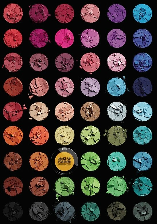 make up for ever artist shadow 2