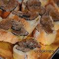 Truffe : petit plaisir noir et recette originale