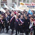 Balade Agenda21, Manifestation contre POWER8
