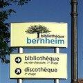 Bibliothèque bernheim...