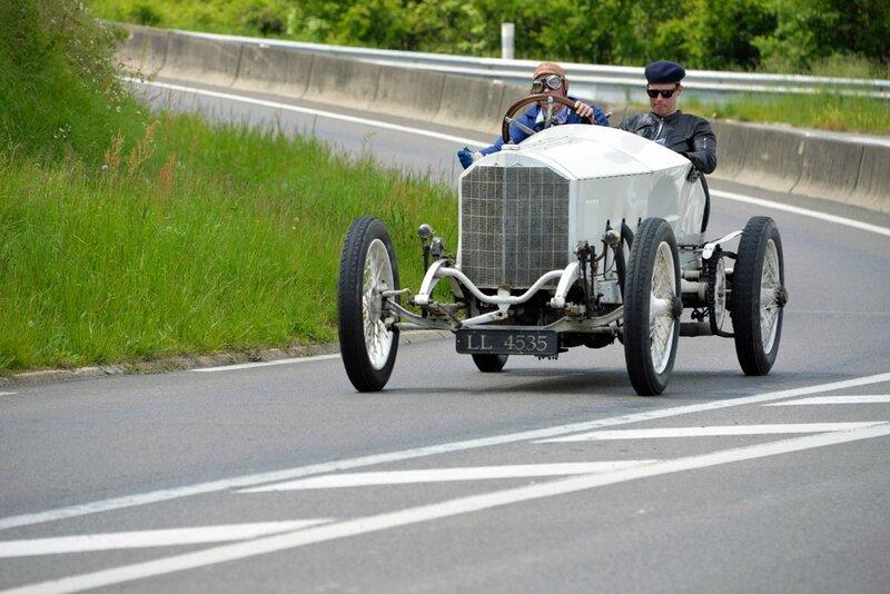 113-Mercedes Daimler Rennwagen _ 1913 b