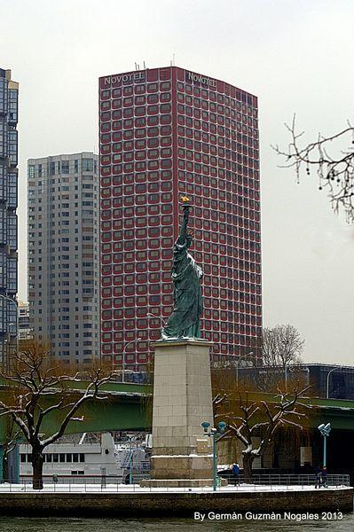 Paris - 4° sous la neige 1 039