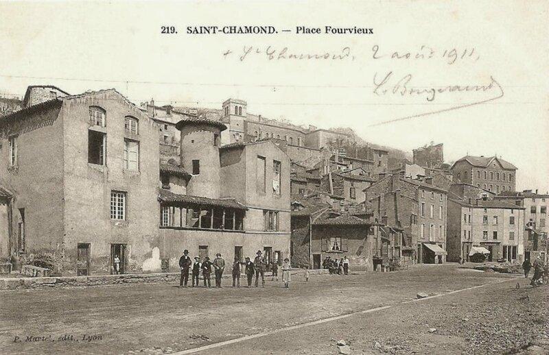 maison des Chanoines et école Observatoire