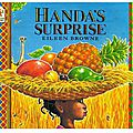 Anglais - storytelling - handa's surprise