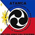 Logo section arnis kali eskrima