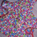 Tablier smarties