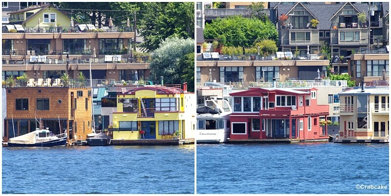 Floating House Boat Seattle
