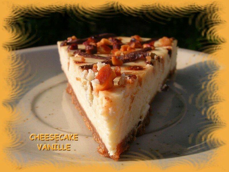Cheesecake_vanille