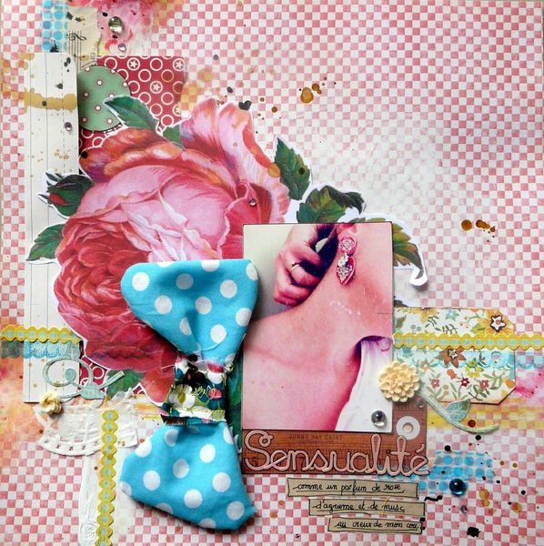 Carnets de Scrap-Chiknana-sketch noeud