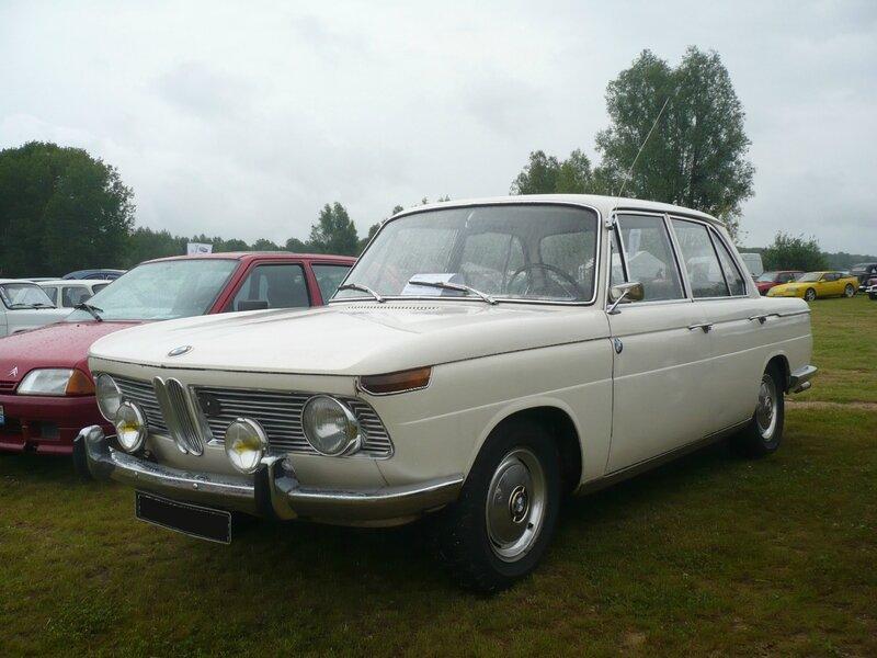 BMW 1800 Ti Neue Klasse 1965 Madine (1)