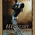 HIStory World Tour Program