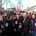 Manifestation pour l'égalite des chances 27 janvier 2013