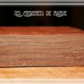 Galette 2014 - chocolat clémentine