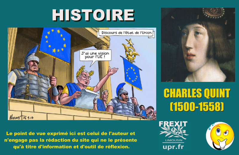 HIST CHARLES QUINT