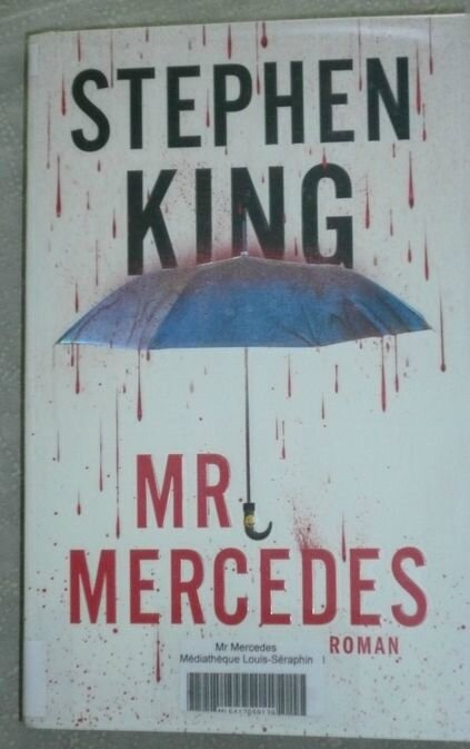 Stefen King Mr Mercedes