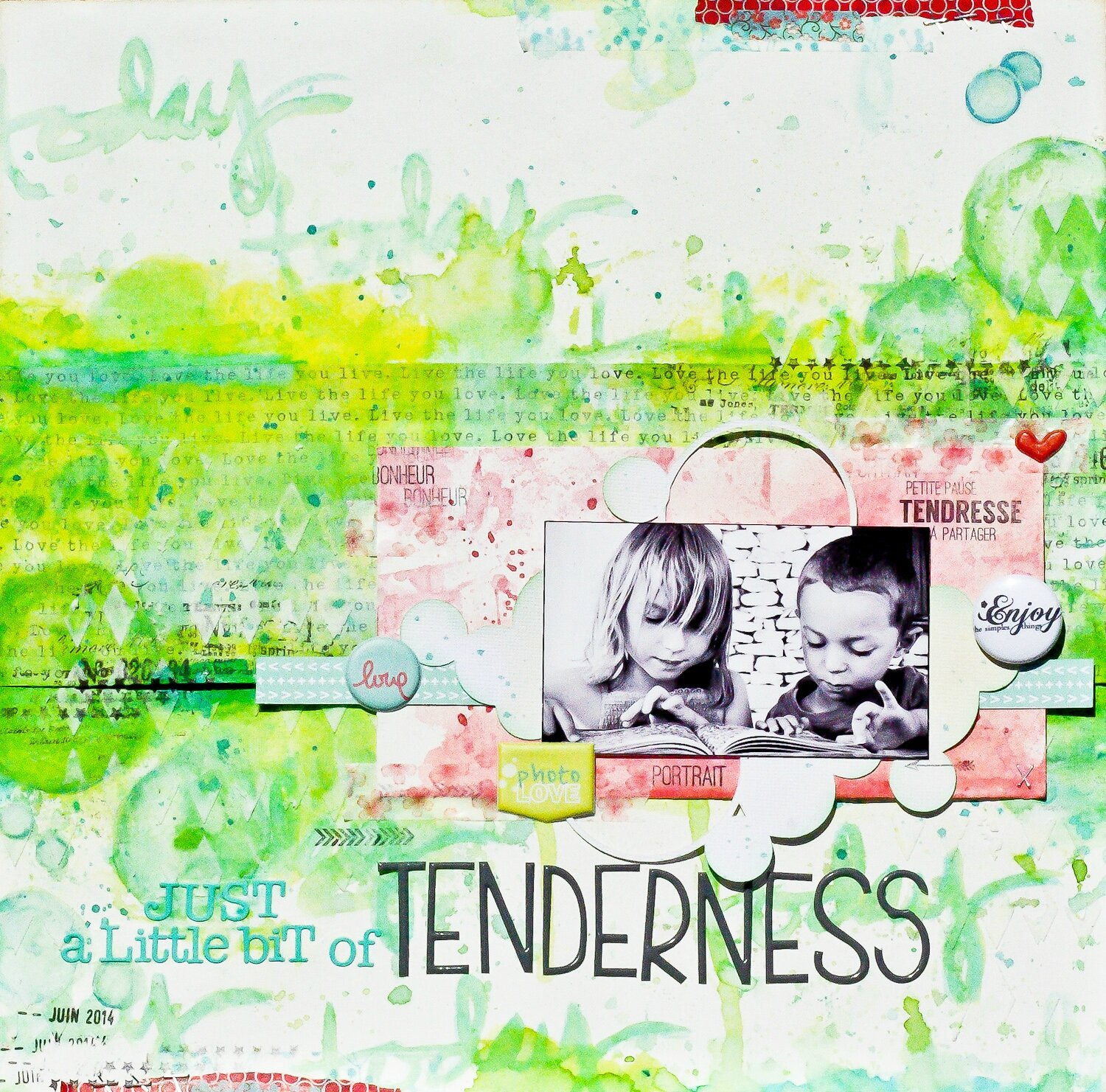 A little bit of Tenderness...