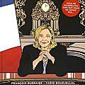 La présidente, roman graphique de françois durpaire et farid boudjellal
