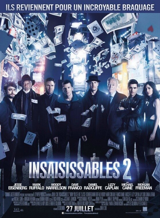 Now You See Me 2_movie poster