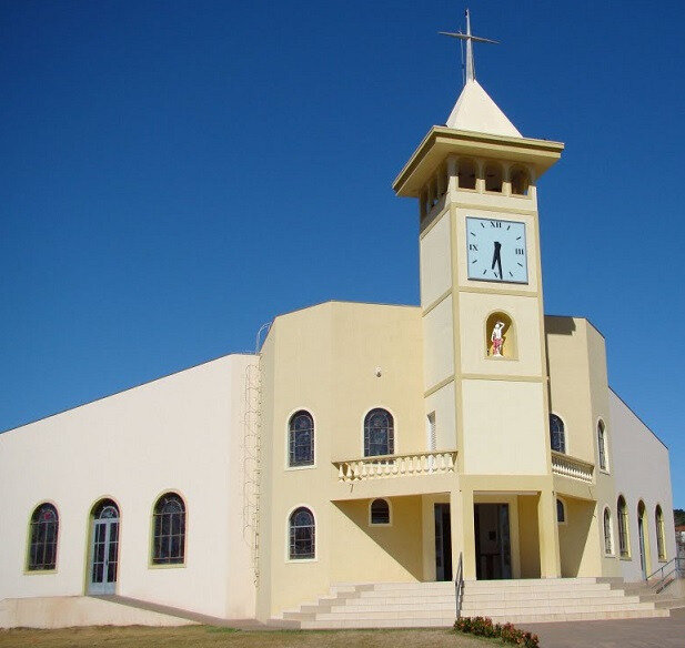 PEDRO GOMES (église)