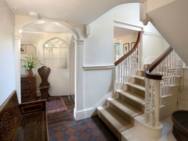 Prince-Charles-Holiday-Cottages-Stairs