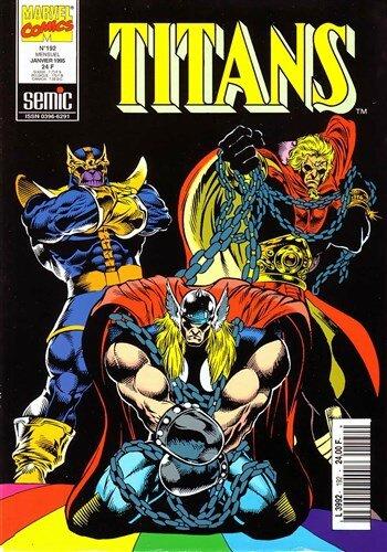 semic titans 192