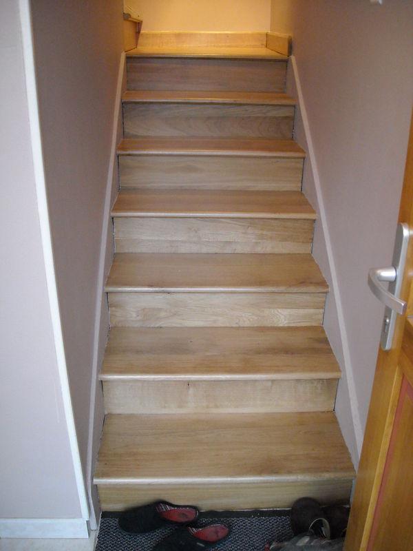 Habillage D 39 Un Escalier Germain Adam Vos Id Es Feront Mes Cr Ations