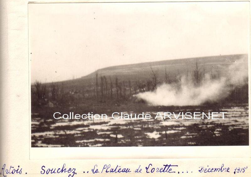ARTOIS - Ablain St Nazaire et le plateau de Lorette