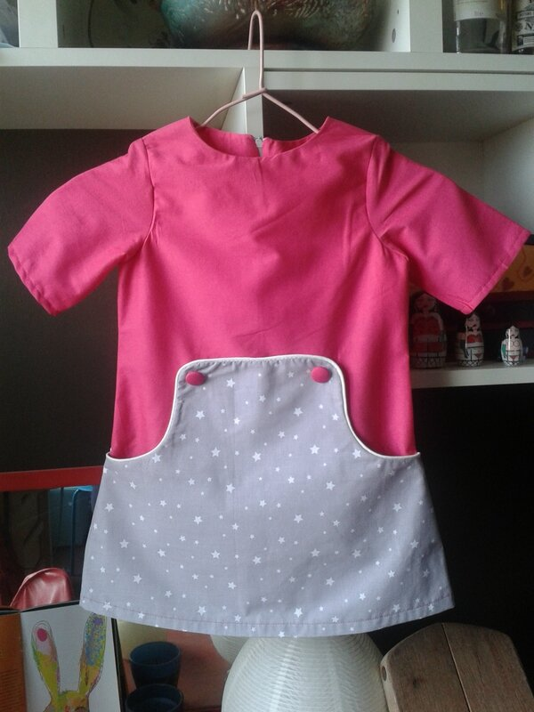 Louisa Dress Compagnie M - 3ans (1)