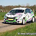 Rallye regional du pays vannier amance communiqué n°1