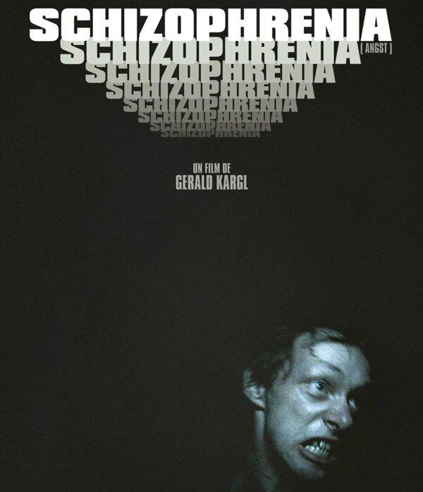 Schizophrenia (jaquette)