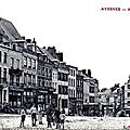 AVESNES-Place d'Armes